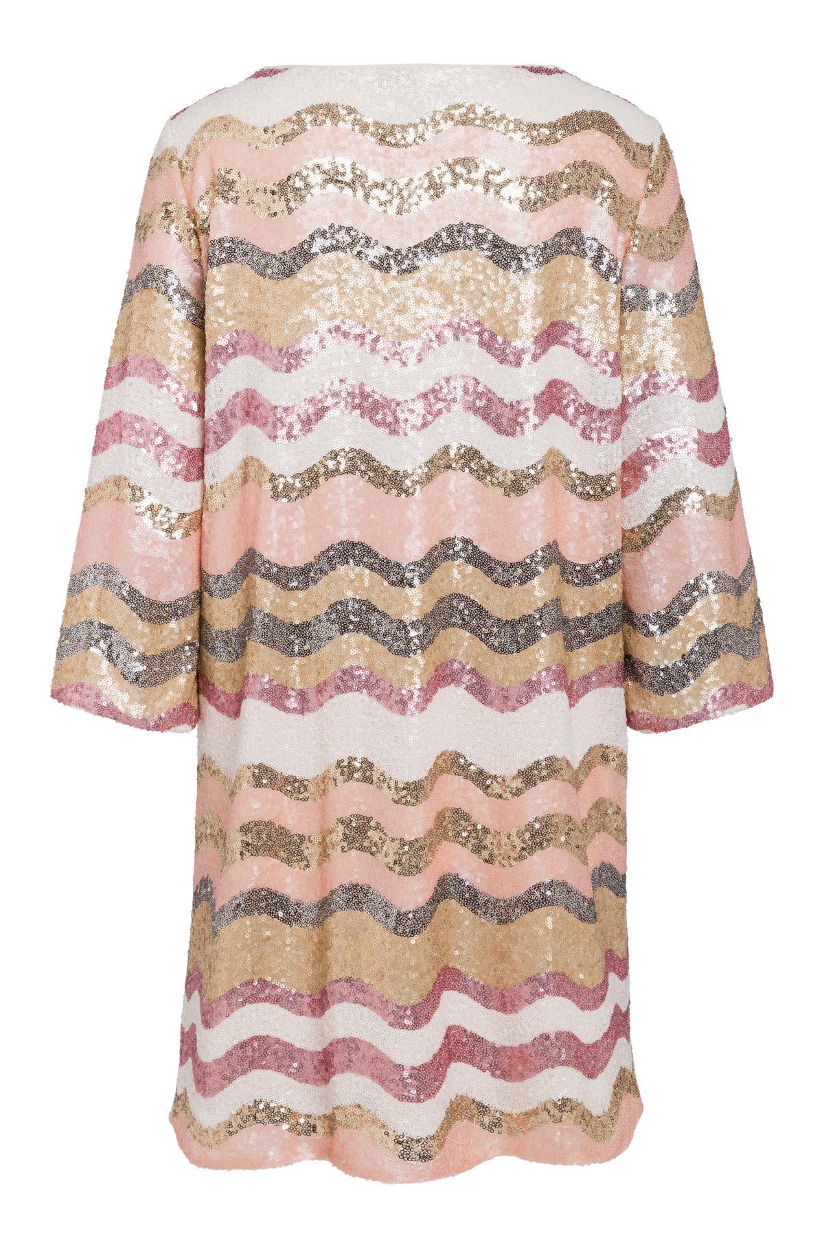 Detailansicht 2 von Ana Alcazar Overszize Kleid Sabylea
