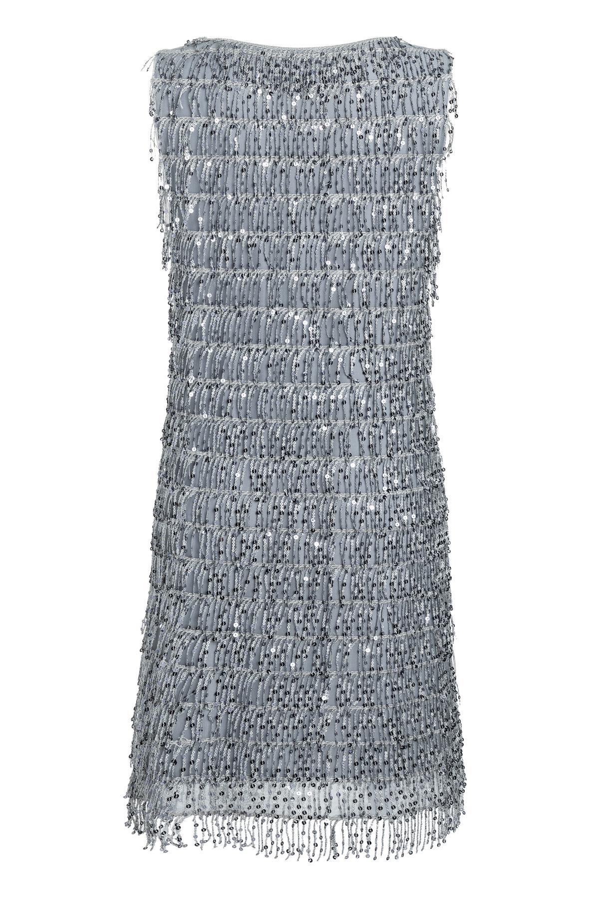 Detailansicht 2 von Ana Alcazar Charleston Kleid Sacila