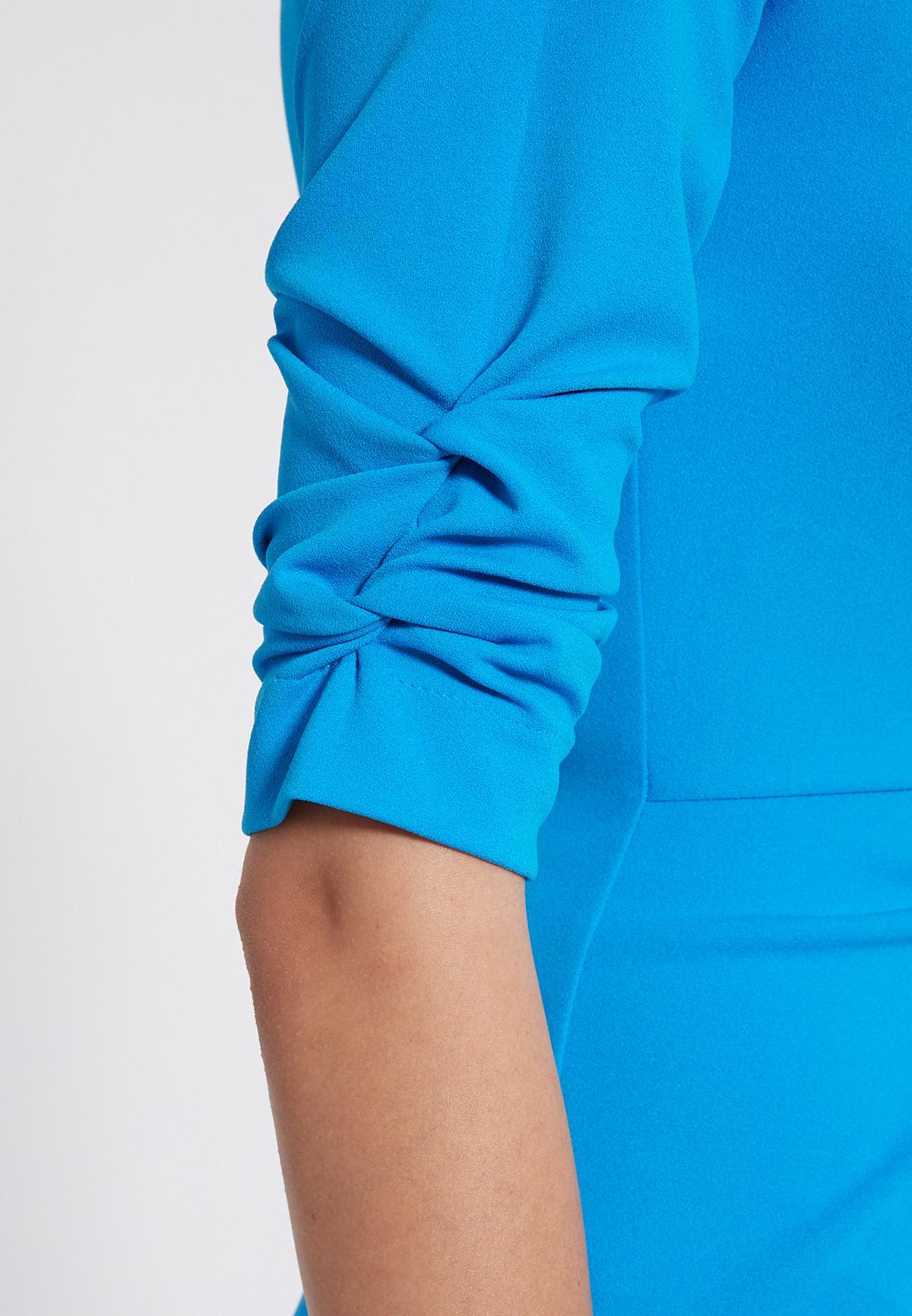 Detailansicht 2 von Ana Alcazar Knotenkleid Savea Blau
