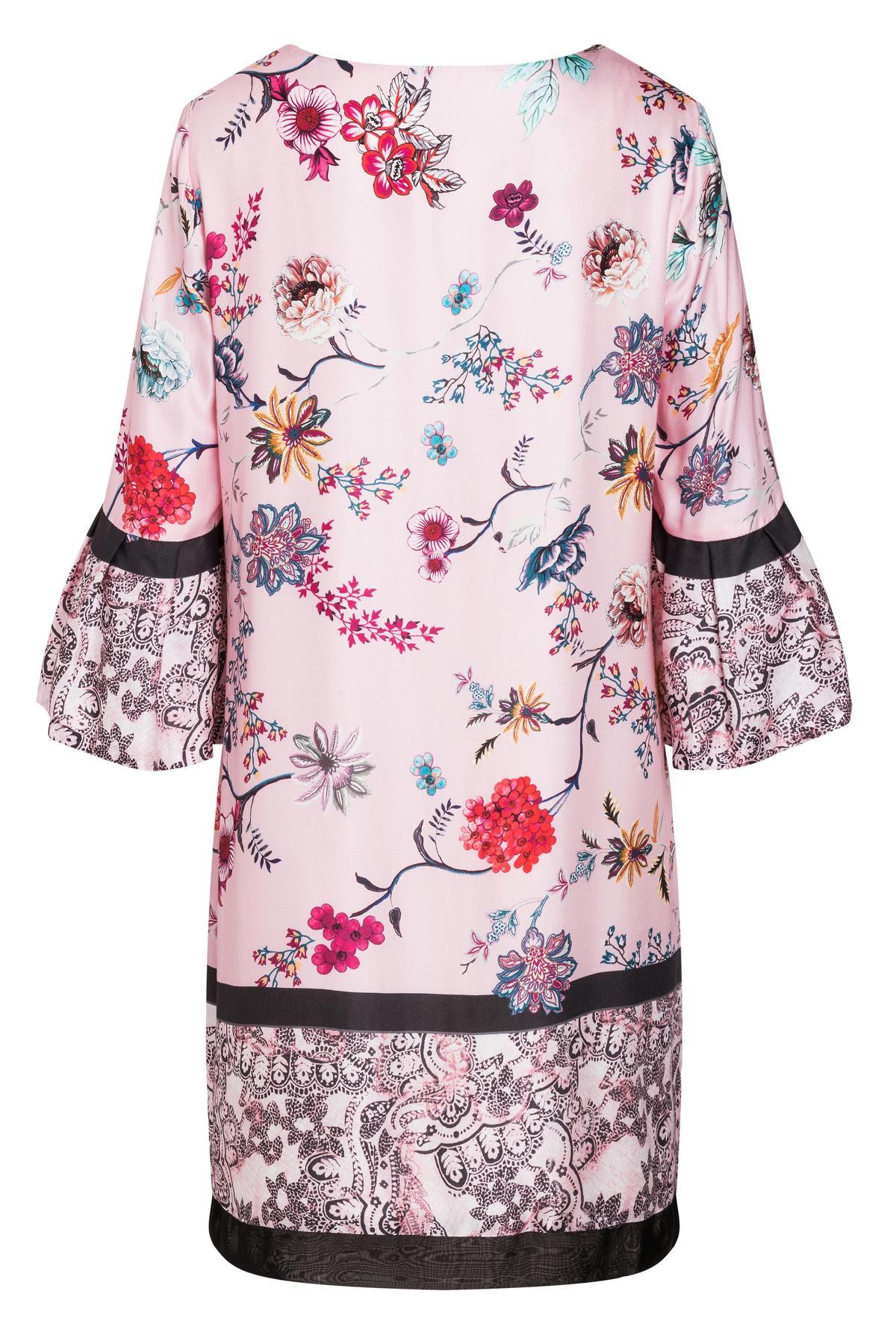 Detailansicht 2 von Ana Alcazar Volantarm Kleid Sealys