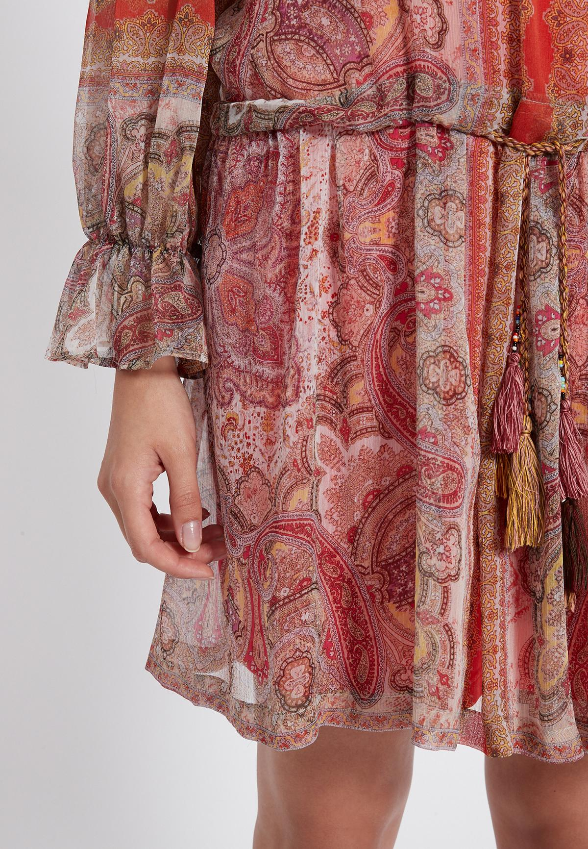 Detailansicht 2 von Ana Alcazar Langarmkleid Semanti