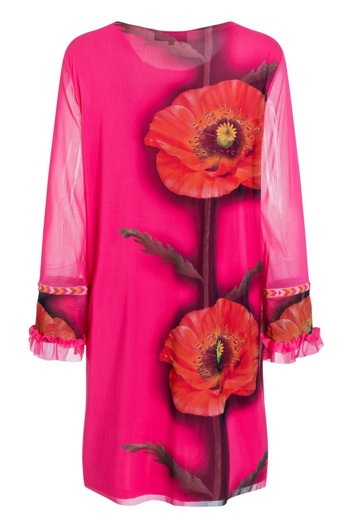Detailansicht 2 von Ana Alcazar Langarm Kleid Siany