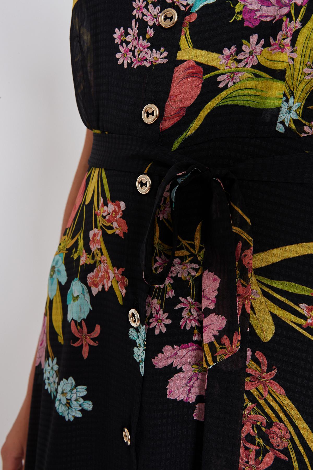 Detailansicht 2 von Ana Alcazar Blusen Kleid Tamisy