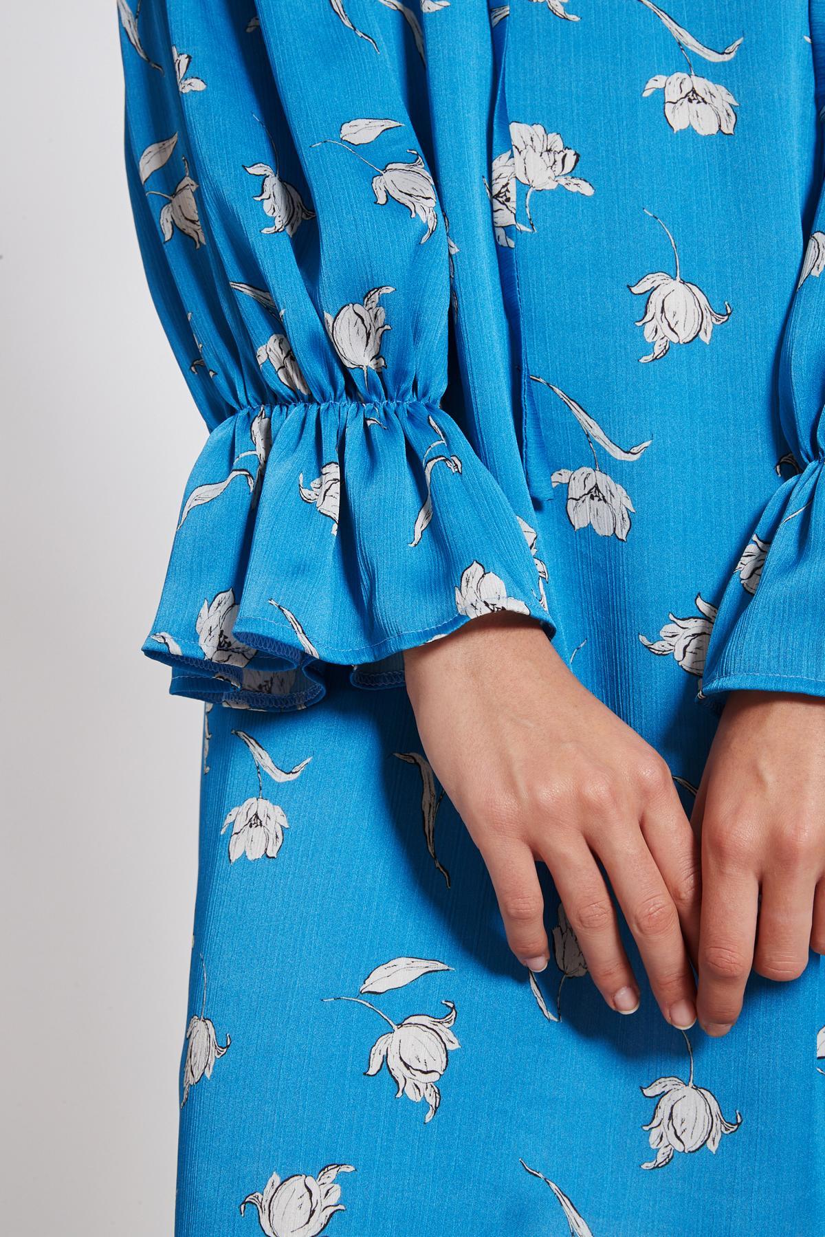 Detailansicht 2 von Ana Alcazar Rüschen Kleid Taros