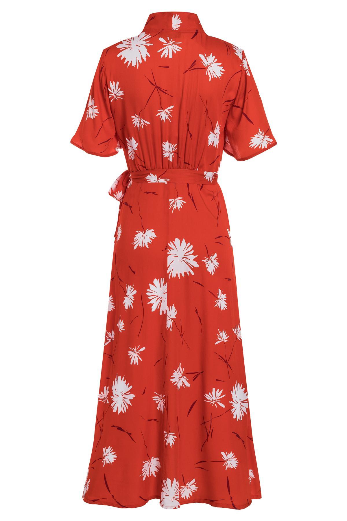 Detailansicht 2 von Ana Alcazar Midi Kleid Taxyne