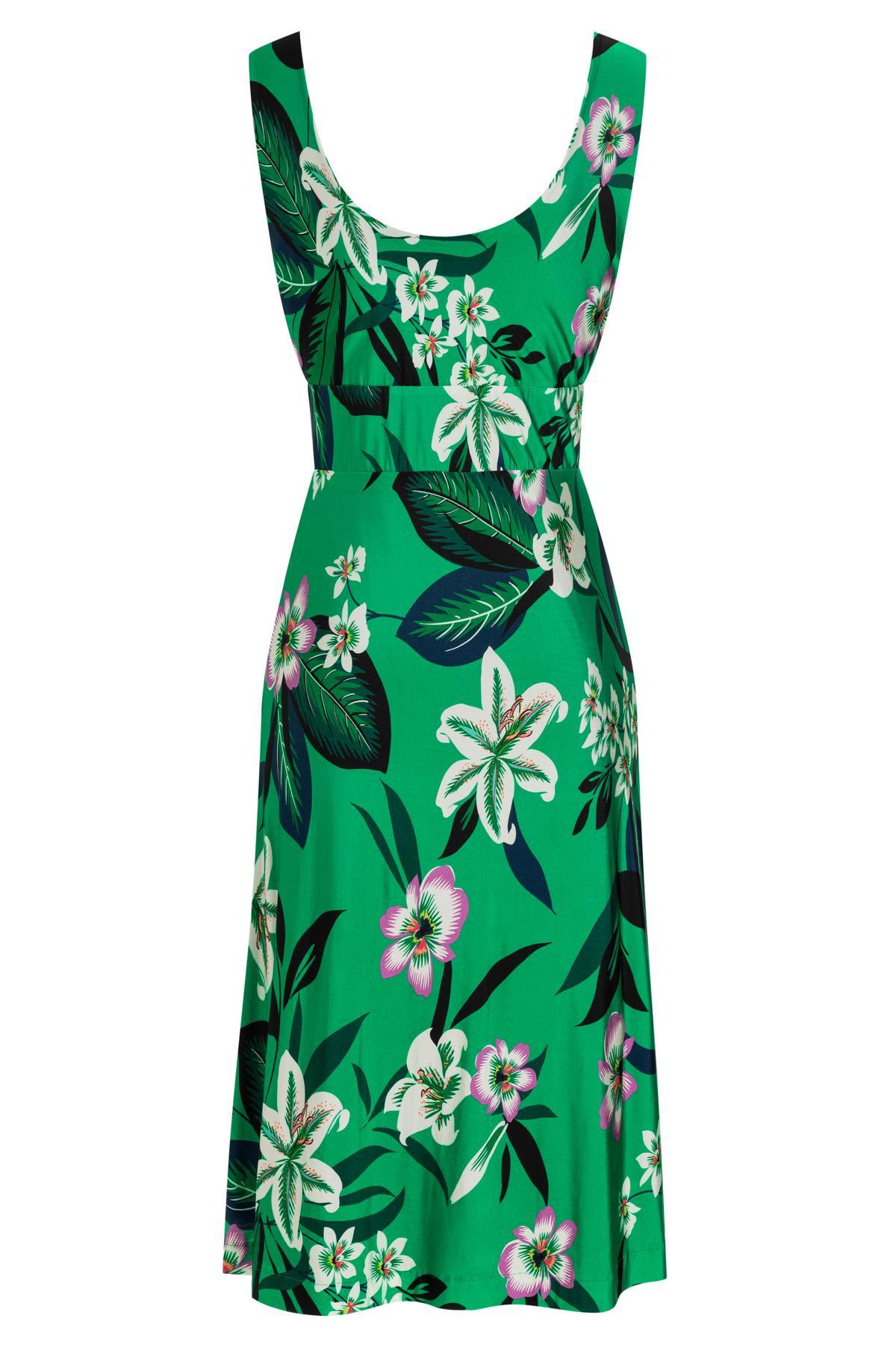 Detailansicht 2 von Ana Alcazar Tailliertes Kleid Temonta