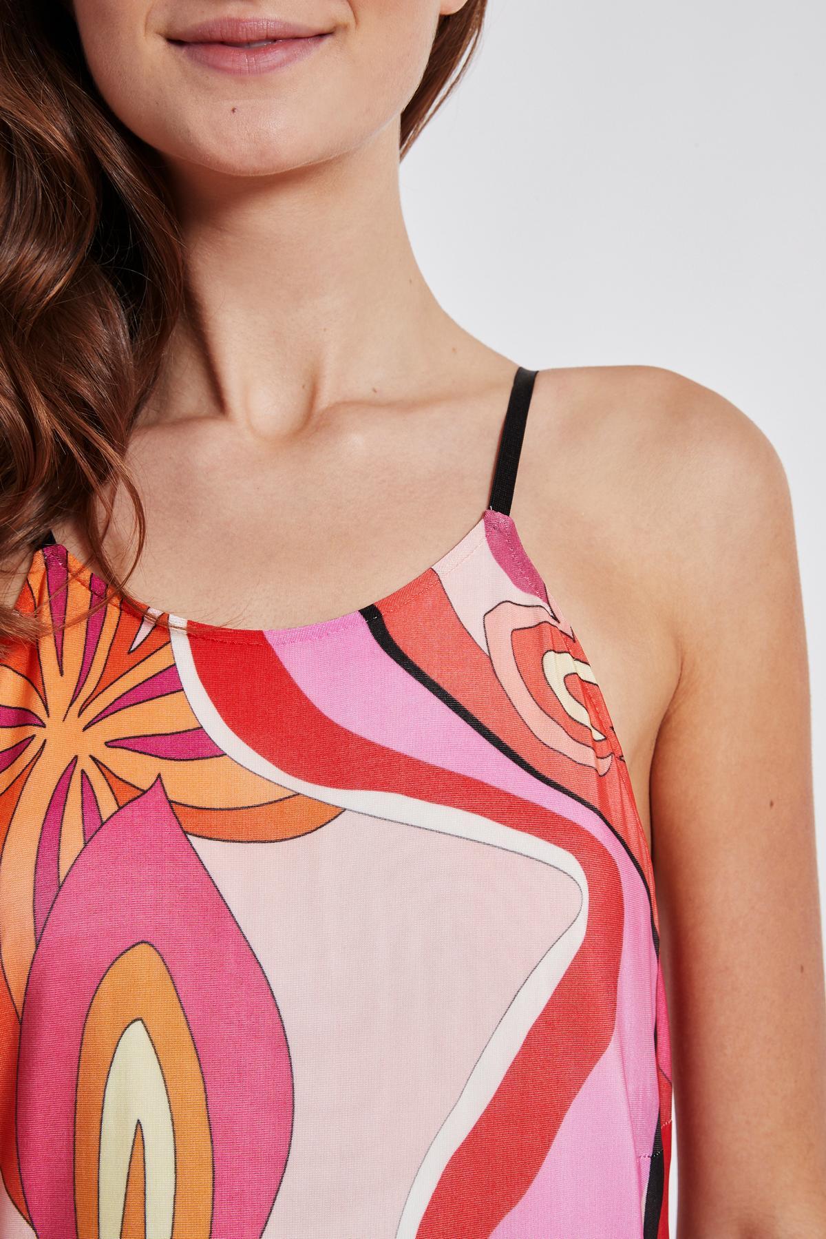 Detailansicht 2 von Ana Alcazar Maxi Kleid Terala