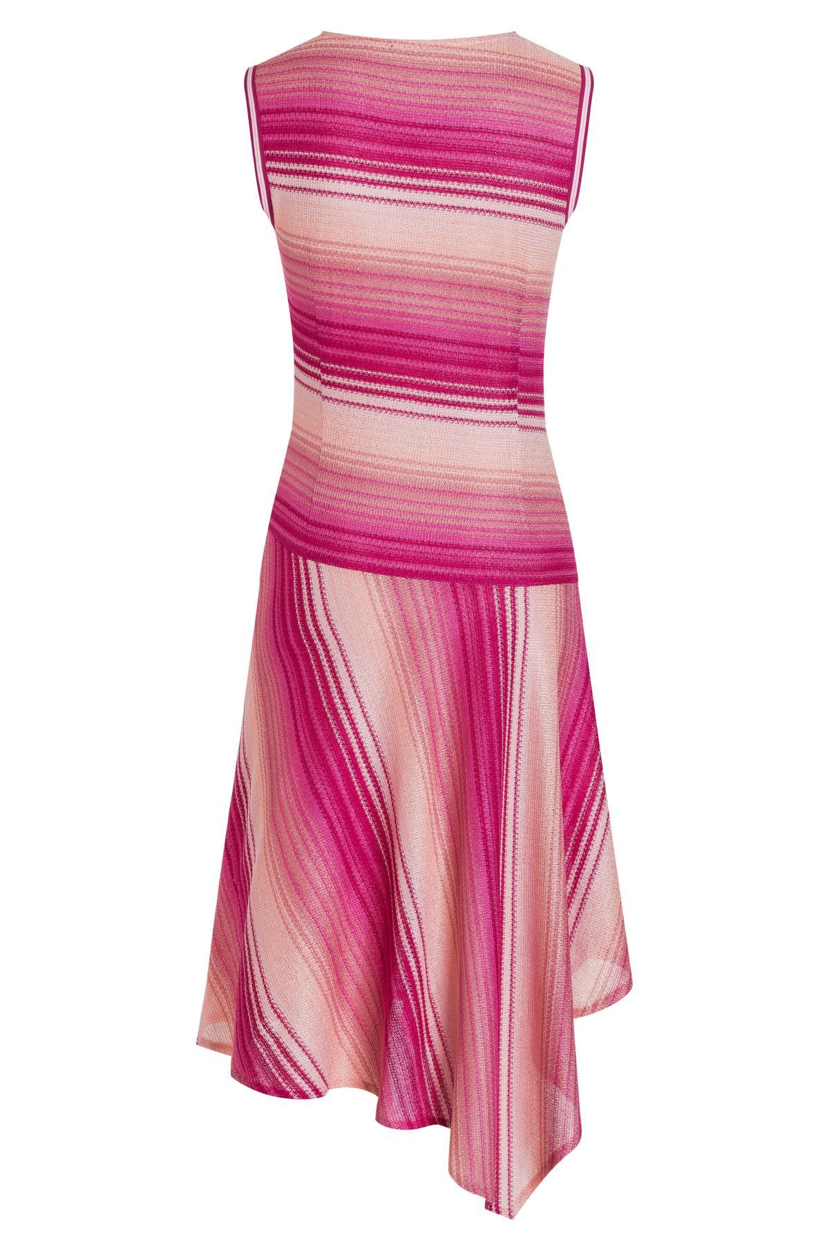 Detailansicht 2 von Ana Alcazar Asymmetrisches Kleid Tosaly