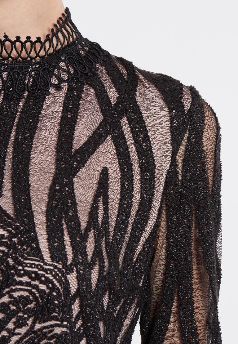 Detailansicht 2 von Ana Alcazar Spitzen Shirt Ranja