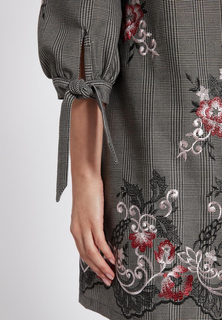 Detailed view 2 of Ana Alcazar A-Shaped Dress Oprawe