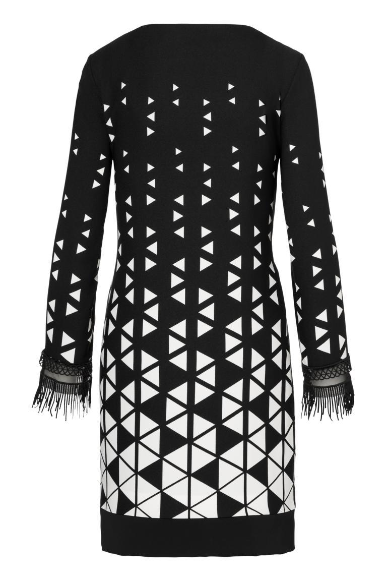 Detailansicht 2 von Ana Alcazar Graphic Kleid Ossanna
