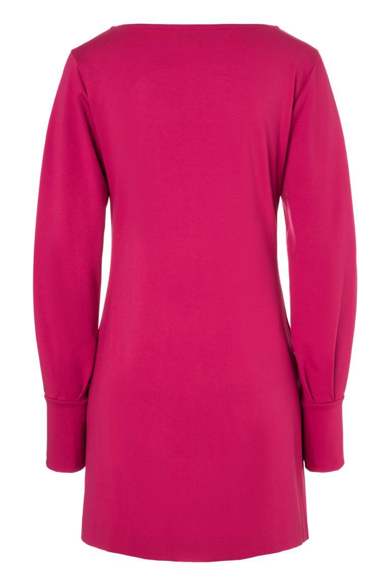 Detailansicht 2 von Ana Alcazar Puffärmel Kleid Olisudy Pink
