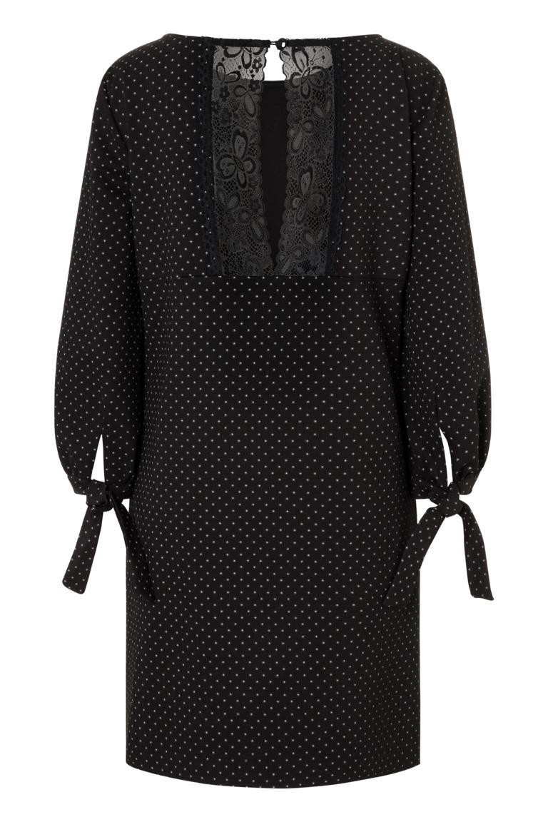 Detailansicht 2 von Ana Alcazar A-Linien-Kleid Pandite Punkte