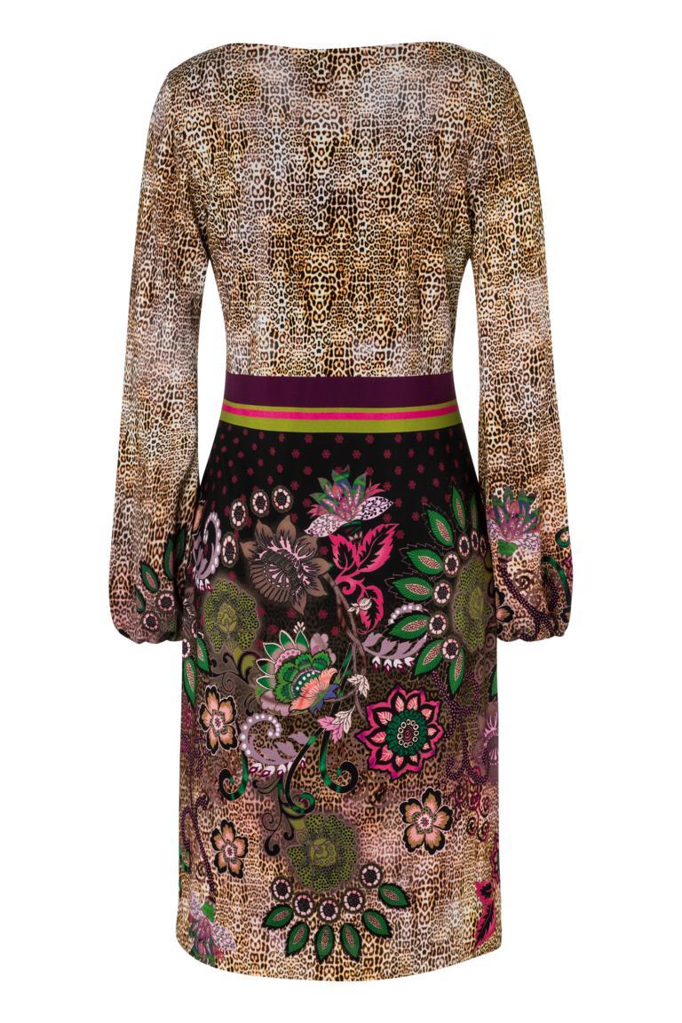 Detailansicht 2 von Ana Alcazar Langarm-Kleid Phadary