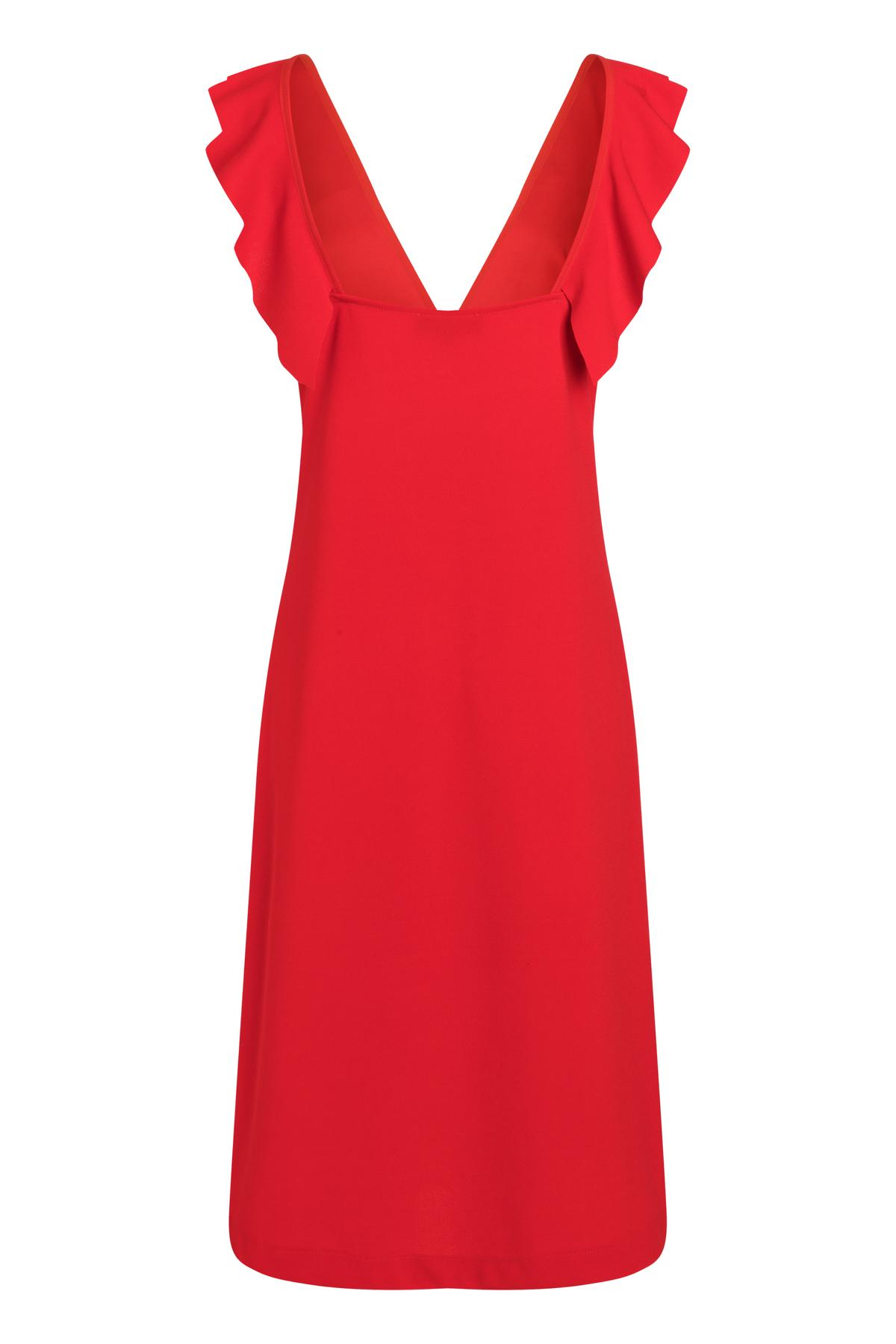 PRODUCT_PICTURE_PRE_7Ana Alcazar Flamenco Kleid Sawona Red PRODUCT_PICTURE_SUF_7