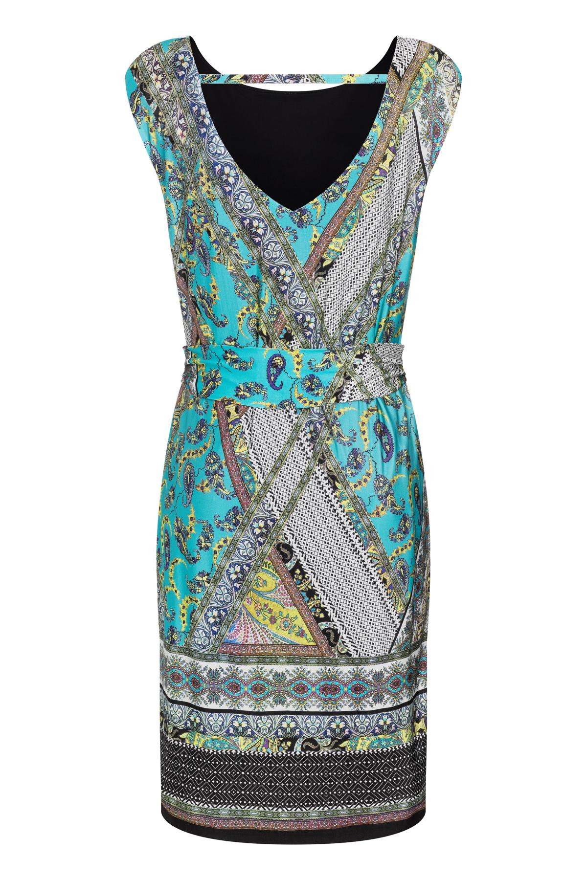 PRODUCT_PICTURE_PRE_7Ana Alcazar Patchwork Kleid Setrari PRODUCT_PICTURE_SUF_7