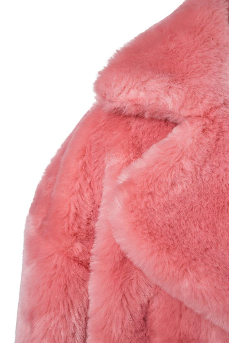 PRODUCT_PICTURE_PRE_7Ana Alcazar Fake Fur Mantel Oriani Rose PRODUCT_PICTURE_SUF_7
