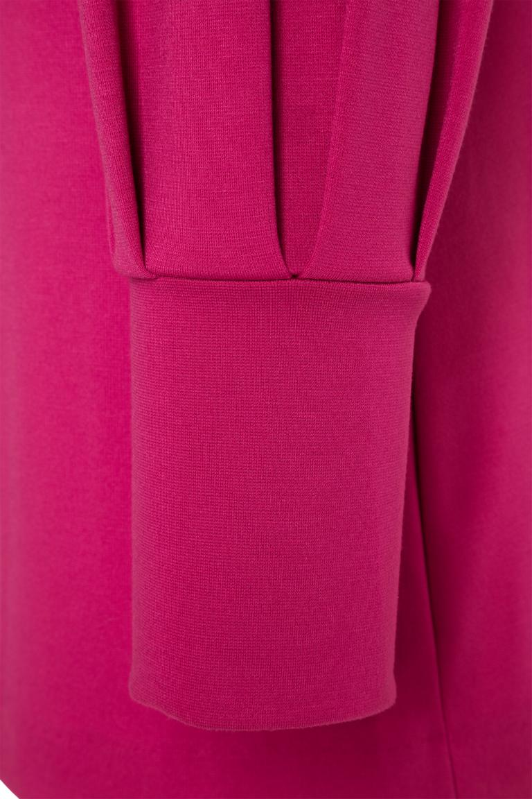 PRODUCT_PICTURE_PRE_7Ana Alcazar Puffärmel Kleid Olisudy Pink PRODUCT_PICTURE_SUF_7