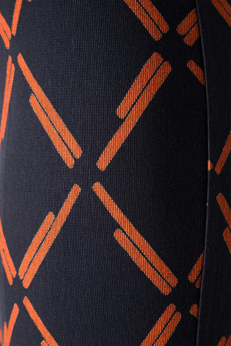 PRODUCT_PICTURE_PRE_7Ana Alcazar Hose Payela Blau-Orange PRODUCT_PICTURE_SUF_7